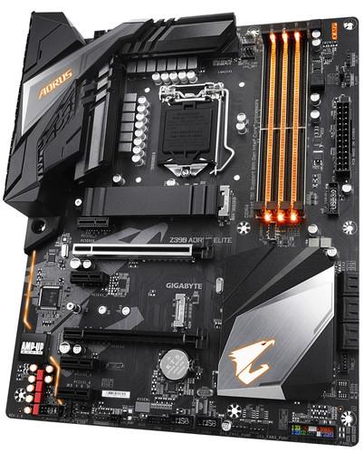 Gigabyte Z390 AORUS Elite Main Image