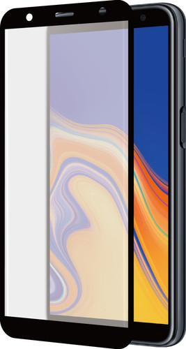 Azuri Curved Gehard Glas Samsung Galaxy J6 Plus Screenprotector Glas Zwart Main Image