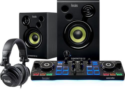 Hercules DJ Starter Kit Main Image