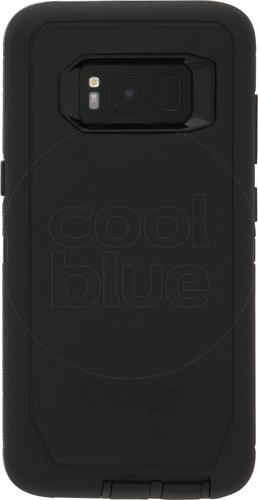 Otterbox Defender Samsung Galaxy S8 Back Cover Black Main Image
