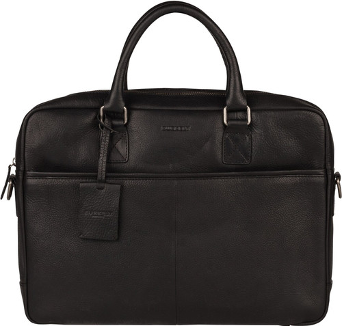 "Burkely Antique Avery Laptop Bag 15 '""Black Main Image"