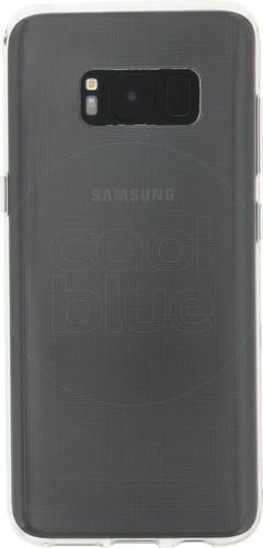 Otterbox Clearly Protected Samsung Galaxy S8 Back Cover Transparent Main Image