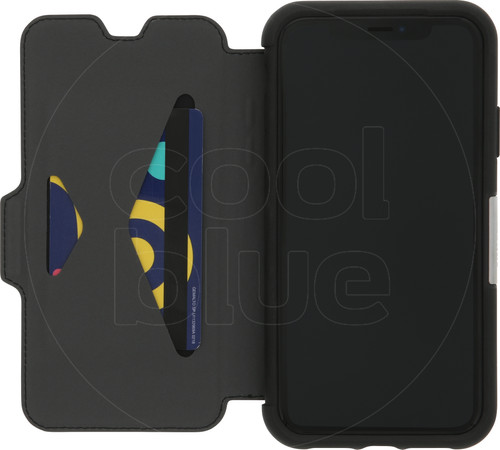 Otterbox Strada Apple iPhone Xr Book Case Black Main Image
