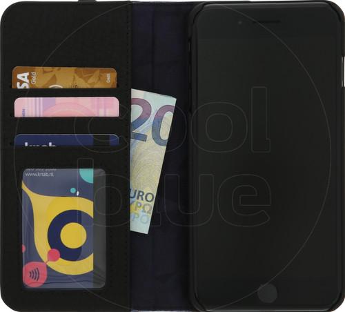 Decoded Leather Wallet Apple iPhone 6 Plus/6s Plus/7 Plus/8 Plus Book Case Black Main Image