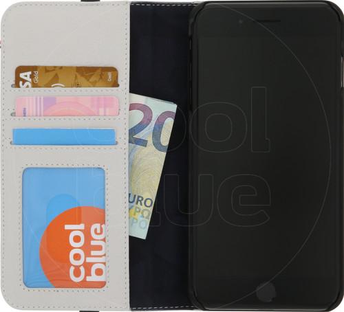 Decoded Leather Wallet Apple iPhone 6 Plus/6s Plus/7 Plus/8 Plus Book Case Wit Main Image