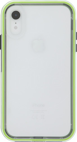 Lifeproof Slam Apple iPhone Xr Back Cover Green Main Image