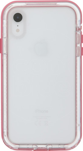 Lifeproof Next Apple iPhone Xr Back Cover Pink Main Image