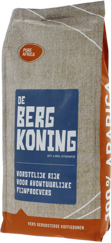 Pure Africa Bergkoning Arabica koffiebonen 1 kg Main Image