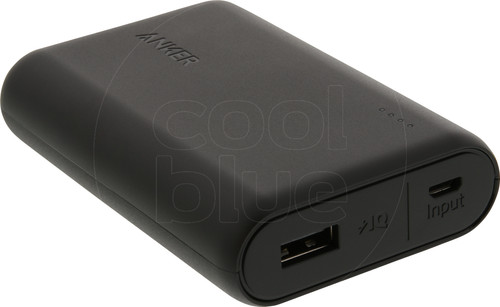 Anker PowerCore Speed 10,000 mAh Quick Charge 3.0 Black Main Image