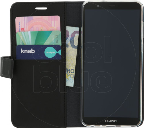 Azuri Wallet Magneet Huawei P Smart Book Case Zwart Main Image