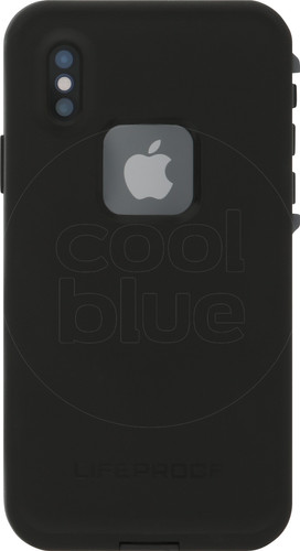 Lifeproof Fre Apple iPhone Xs Full Body Black Main Image
