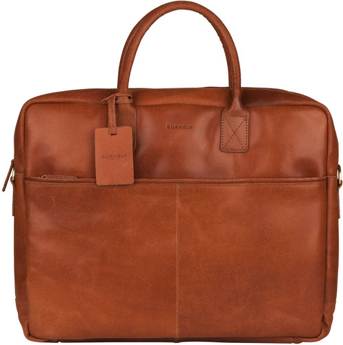 Burkely Max Worker 17'' Cognac Main Image