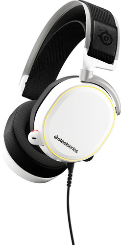 SteelSeries Arctis Pro + GameDAC Wit Main Image