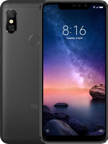 Xiaomi Redmi Note 6 PRO 64GB zwart Main Image