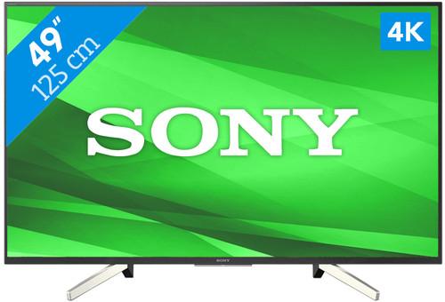 Sony KD-49XF7596 Main Image