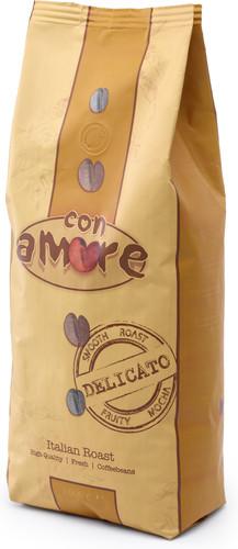 Caffe Con Amore Delicato coffee beans 1 kg Main Image