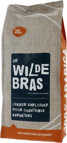 Pure Africa Wildebras Arabica koffiebonen 1 kg Main Image