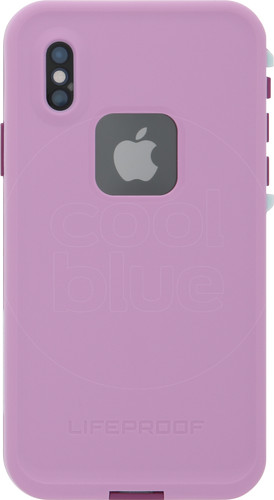 Lifeproof Fre Apple iPhone Xs Full Body Pink Main Image