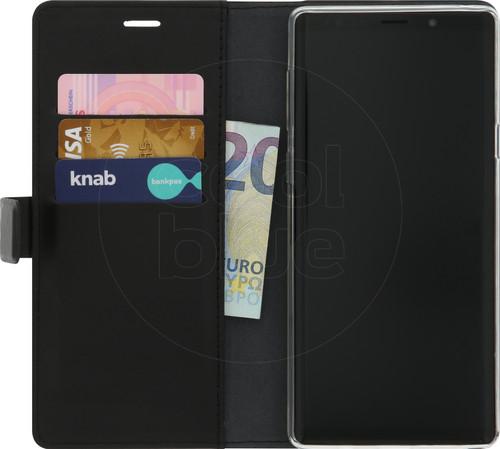 Azuri Wallet Magnet Samsung Galaxy Note 9 Book Case Black Main Image