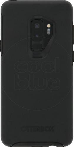 Otterbox Symmetry Samsung Galaxy S9 Plus Back Cover Black Main Image
