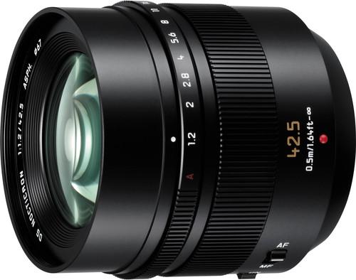 Panasonic Leica DG Nocticron 42.5mm f/1.2 ASPH. POWER Zwart Main Image