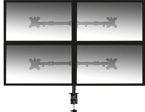 Ewent EW1514 Monitor Bracket for 4 Monitors Main Image