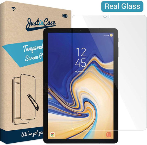 Just in Case Tempered Glass Samsung Galaxy Tab S4 Main Image