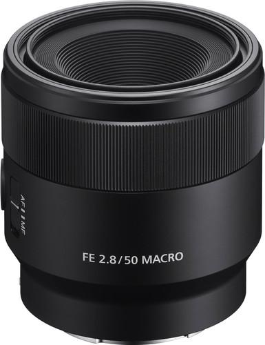 Sony FE 50mm f/2.8 Macro Main Image