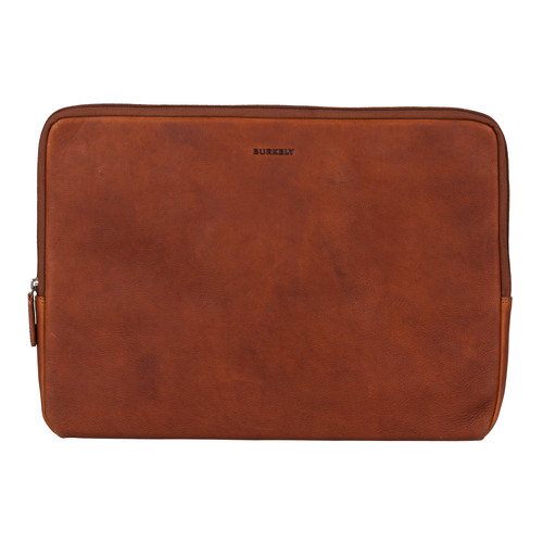 7d1de9ab5f25a Burkely Antique Avery Laptop Sleeve 15.6 Inch Cognac Main Image ...