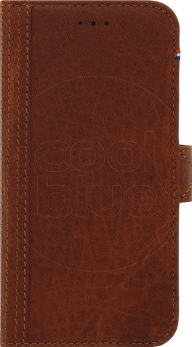 Decoded Leather Wallet Case Apple iPhone 6/6s/7/8 Brown Main Image