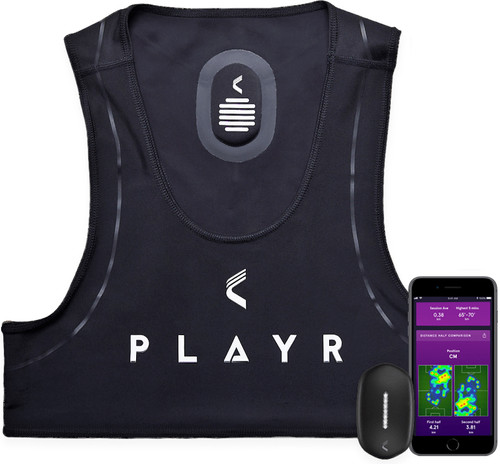 PLAYR Football GPS Tracker L Main Image