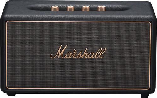 Second Chance Marshall Stanmore WiFi Speaker Black Main Image