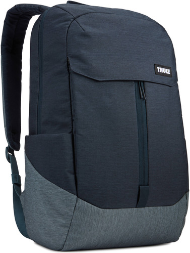 Thule Lithos Backpack 20L Carbon Blue Main Image