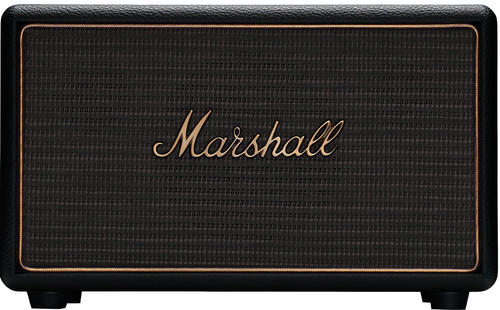 Marshall Acton WiFi Speaker Black Main Image