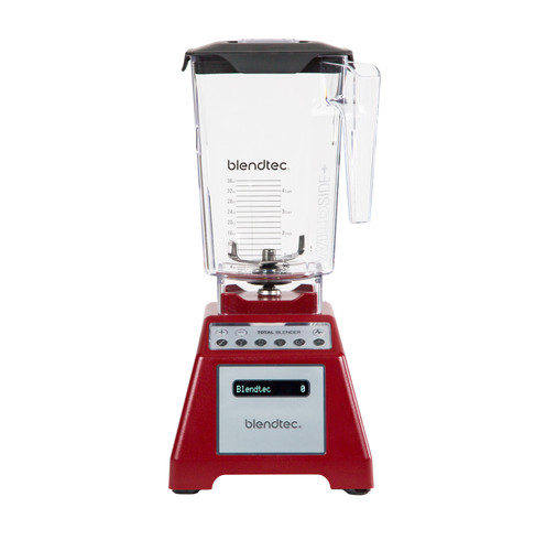 Blendtec Total Blender Rood Main Image
