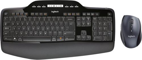 Logitech MK710 Wireless Keyboard and Mouse QWERTY Main Image