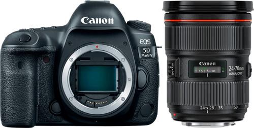 Canon EOS 5D Mark IV + EF 24-70mm f/2.8L II USM Main Image