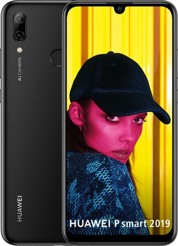 Huawei P Smart (2019) Zwart Main Image