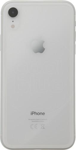 PanzerGlass Backglass Screenprotector Achterkant Apple iPhone Xr Main Image