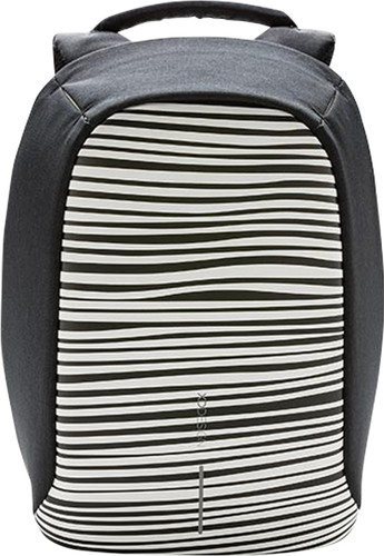 XD Design Bobby Compact Anti-Theft Backpack Zebra Main Image