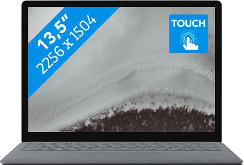 Microsoft Surface Laptop 2 - i5 - 8 GB - 128 GB Platinum Main Image