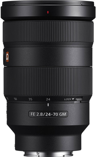 Sony FE 24-70mm f/2.8 GM Main Image