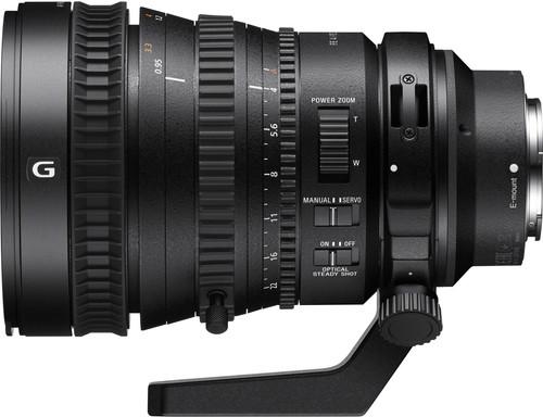 Sony FE PZ 28-135mm f/4 G OSS Main Image