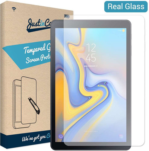 Just in Case Tempered Glass Samsung Galaxy Tab A 10.5 Screenprotector Main Image