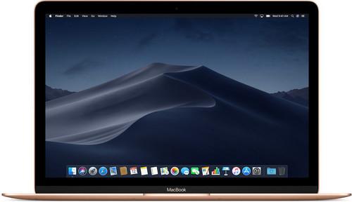 """Apple MacBook 12"""" (2018) MRQP2N/A Goud Main Image"""
