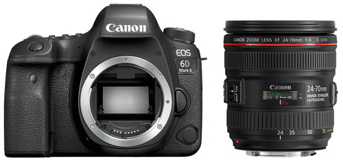 Canon EOS 6D Mark II + EF 24-70mm f/4L IS USM Main Image