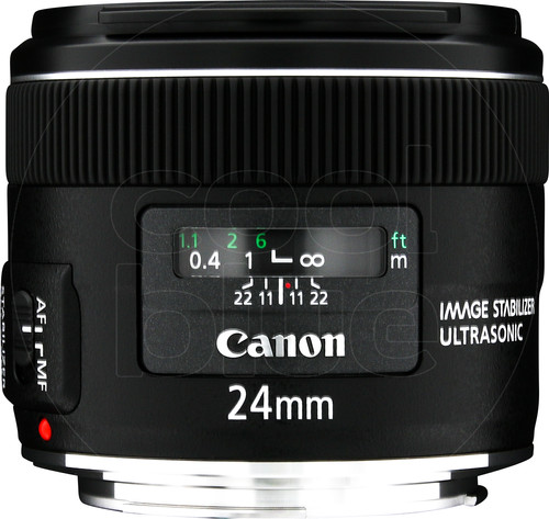 Canon EF 24mm f/2.8 IS USM Main Image