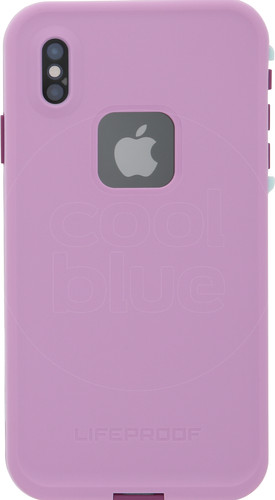 Lifeproof Fre Apple iPhone Xs Max Full Body Pink Main Image