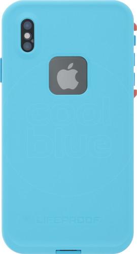 Lifeproof Fre Apple iPhone Xs Max Full Body Blue Main Image