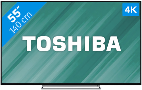 Toshiba 55U5863 Main Image